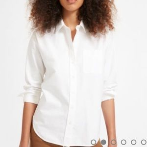 The Japanese Oxford Shirt